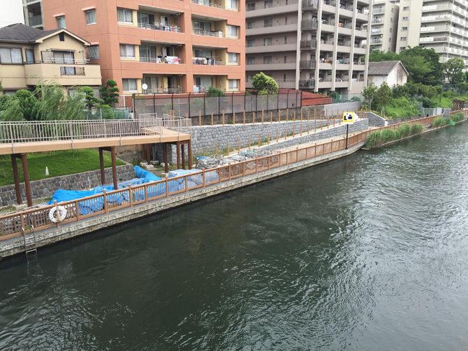 小名木川護岸遊歩道01