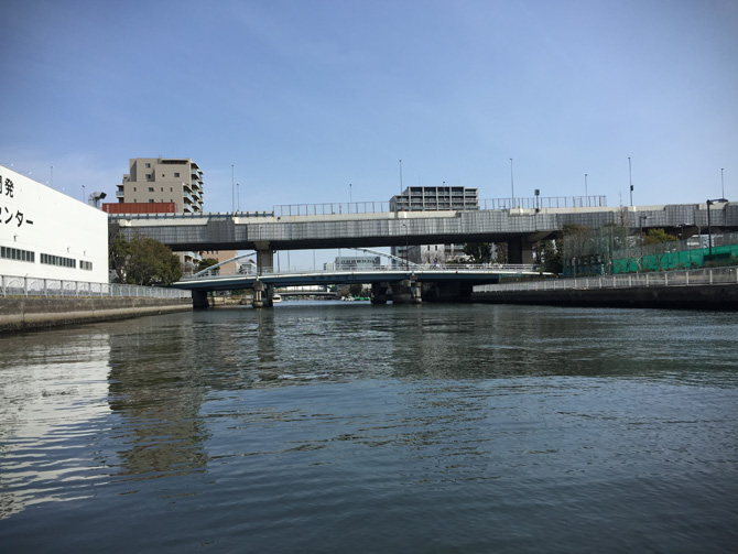 東雲北運河+八枝橋