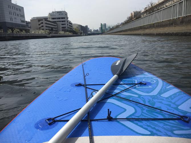 汐浜運河+SUP