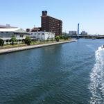辰巳運河界隈