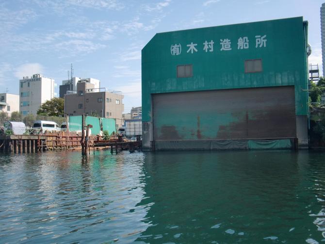 SUP 造船所