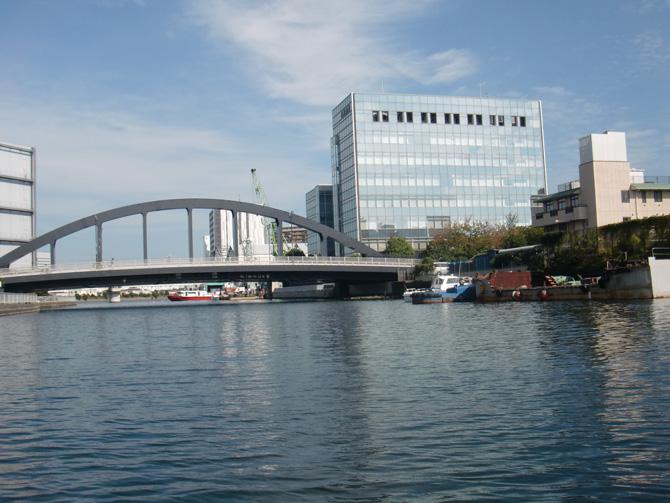 SUP 暁橋界隈