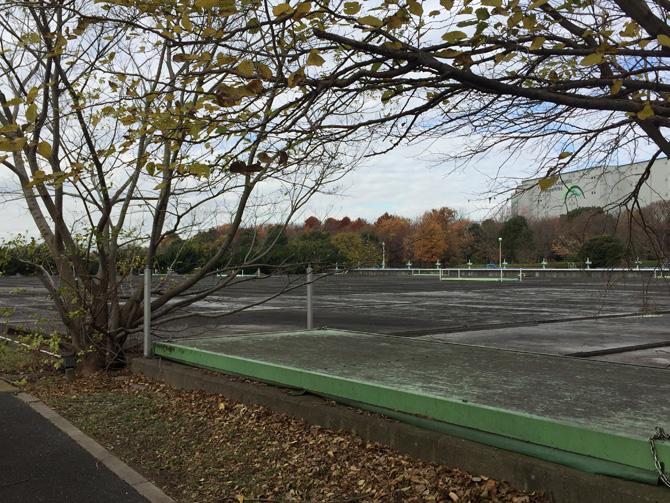雨水貯留池