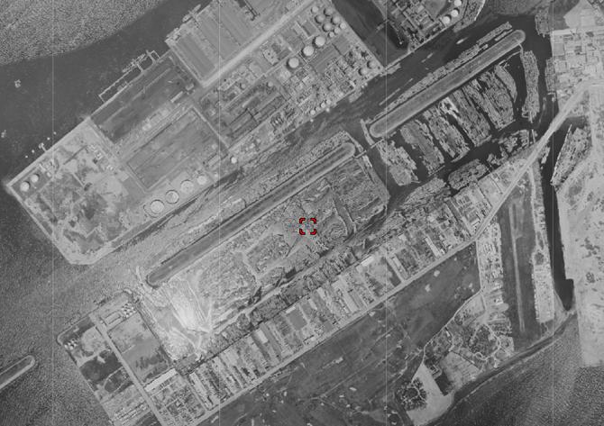 昭和38年頃の有明地区