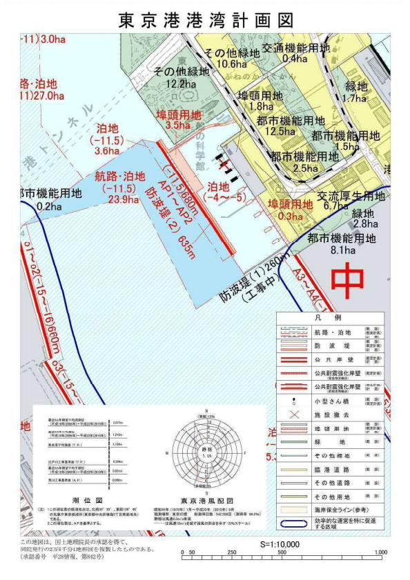 青海埠頭新客船埠頭計画