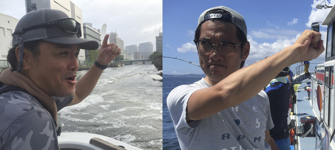 加藤さん(左)と松木さん