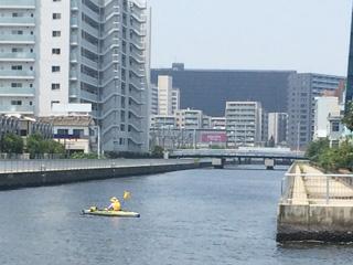 枝川カヌー