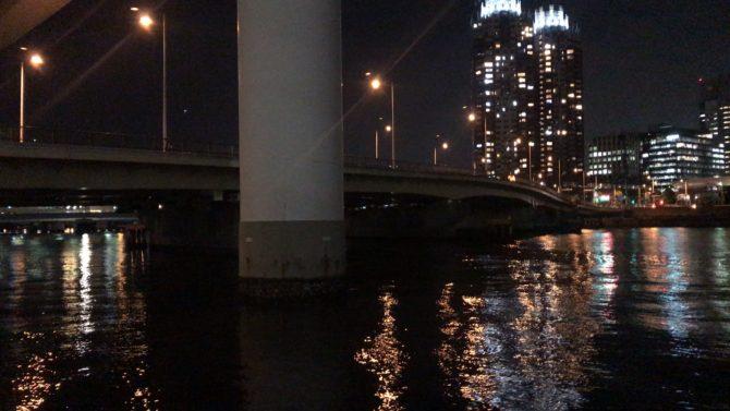東京湾奥有明方面